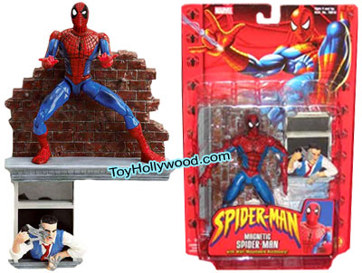 That said, Classic spiderman toys some minutes